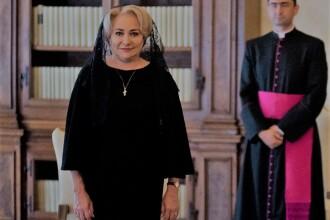 Viorica Dăncilă, o nouă gafă la întâlnirea cu premierul Republicii Macedonia. VIDEO