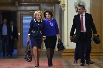"""Dăncilă, încântată de numirea Rovanei Plumb: """"O reuşită pentru ţara noastră"""""""