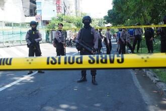 O familie cu 5 copii, responsabilă de atacul asupra celor 3 biserici creștine din orașul Surabaya