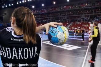 CSM Bucureşti a câştigat finala mică a Ligii Campionilor la handbal feminin