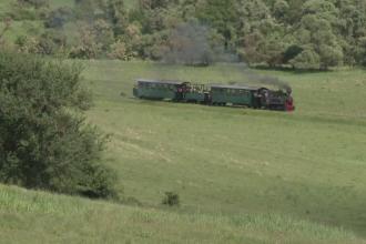 """Valea Hârtibaciului, locul din Sibiu în care timpul pare să se fi oprit în loc. """"Îmi amintește de copilărie"""""""