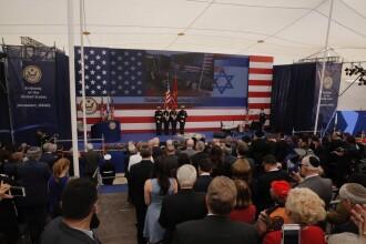 Marea Britanie, Rusia şi Turcia critică deschiderea ambasadei SUA la Ierusalim