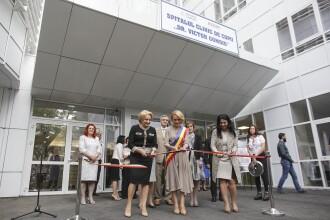 Spitalul Gomoiu, inaugurat după 5 ani de la începerea lucrărilor. Doar 3 secţii sunt gata