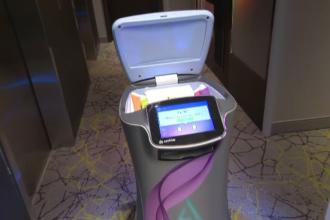 Personalul hotelier, înlocuit în tot mai multe locații din lume de roboți