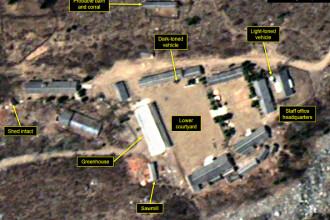 Imagini din satelit surprinse în Coreea de Nord. Observațiile experților
