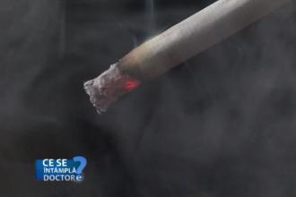 Cât de mult afectează fumul de țigară dantura. Explicația medicilor