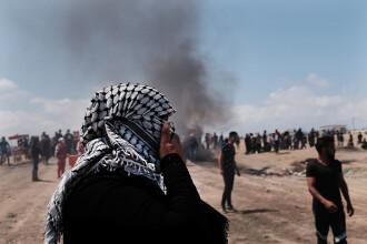 """Sudul Israelului, atacat cu obuze din Fâșia Gaza: """"Sângele poporului nostru nu este ieftin"""""""