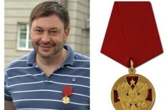 Jurnalist de la RIA Novosti, reţinut în Ucraina pentru