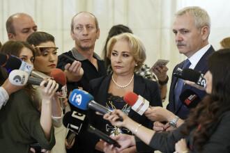 """Dragnea recunoaște că Dăncilă nu a vrut remanierea în Parlament: """"Nu îmi permit să forțez"""""""