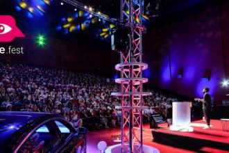 200 de speakeri din companii majore internaționale vor vorbi pe 7 scene la iCEE Fest 2018
