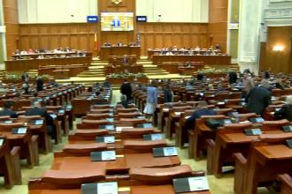 Camera Deputaţilor: Aleşii îşi păstrează mandatele dacă partidul fuzionează