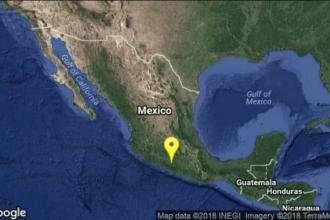 Cutremur de 5,3 pe Richter, în Mexic. Protecția Civilă monitorizează zona