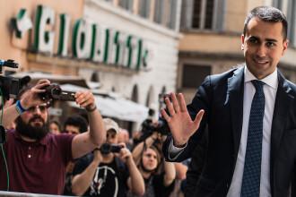 5 Stele anunţă un acord de coaliţie guvernamentală cu Liga în Italia, fără ieșire din zona euro