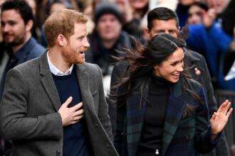 Povestea de dragoste dintre Harry și Meghan. Întâlnirea cu Regina Elisabeta, testul suprem pentru ei