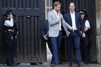 Ruptură în relația dintre Prinții Harry și William. Ce a dezvăluit o sursă apropiată familiei regale