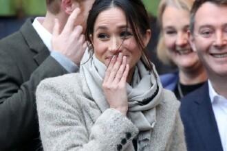 """Tatăl lui Meghan Markle a urmărit nunta regală la televizor. """"Scumpa mea este magnifică"""""""