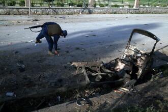 Atentat cu cel puţin 8 morţi şi zeci de răniţi, la un meci de cricket din Afganistan