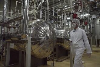 Iranul ameninţă că reia programul nuclear.