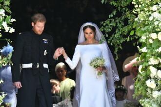 Nunta regală. Ce titlu a primit Meghan Markle, după nunta cu prințul Harry