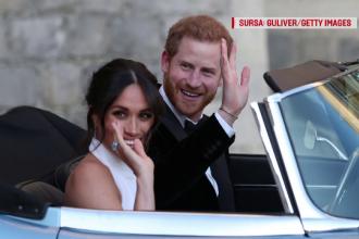 Două miliarde de oameni au urmărit nunta regală. Cel mai popular moment, predica pastorului