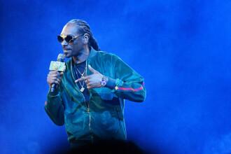 Concertul Snoop Dogg de la București se amână pentru 2019, cu un show LIVE