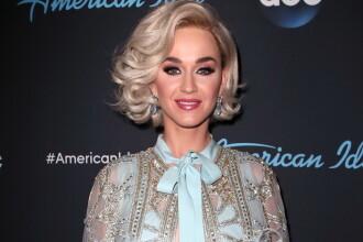 Cântăreața Katy Perry critică rochia de mireasă purtată de Meghan Markle