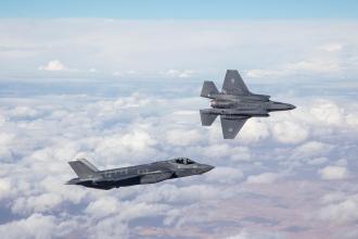 Israelul este prima țară din lume care folosește avionul performant F-35 în atacuri