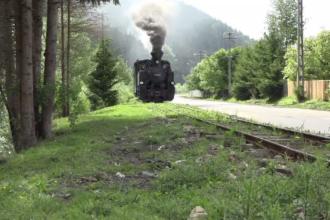 A reabilitat calea ferată pentru Mocăniță, iar acum statul a depus o plângere pe numele său