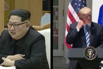 Donald Trump reconfirmă întâlnirea cu Kim Jong-un pe 12 iunie, în Singapore