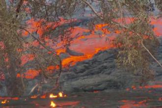 Două săptămâni de teroare pentru oamenii care locuiesc lângă vulcanul Kilauea