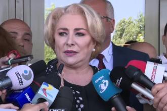 Viorica Dăncilă, despre moțiunea de cenzură: