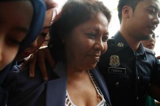 Australiancă condamnată la moarte prin spânzurare pentru contrabandă cu droguri, în Malaysia