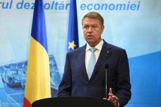 """Klaus Iohannis spune că aşteaptă de la guvernanţi """"răspunsuri mai convingătoare"""" privind Pilonul II de pensii"""