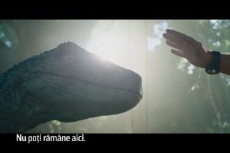 """Noul film din seria """"Jurassic Park"""" a avut premiera mondială. Când intră în cinematografele românești"""