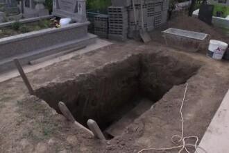 Caz complicat în Iași. Un bărbat a fost găsit mort în dreptul unui mormânt