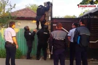 10 indivizi bănuiţi că furau marfa destinată supermarketurilor au fost reţinuţi
