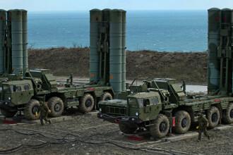 Rusia a desfășurat în secret cel mai lung test cu rachetă sol-aer