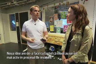Școala: Absență nemotivată, partea III! Ce are de învăţat România de la Finlanda, care predă deja învăţământul viitorului
