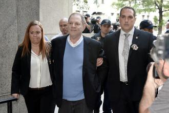 Harvey Weinstein a pledat nevinovat pentru acuzațiile de viol și agresiune sexuală