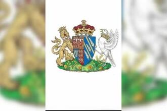 Elementele de pe blazonul ducesei de Sussex fac trimitere la originile americane ale lui Meghan