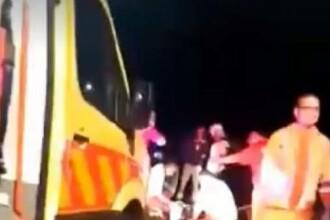Nou accident mortal cu români pe o autostradă din Ungaria. VIDEO