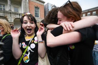 Vot istoric în Irlanda în favoarea liberalizării avortului. Premier: Este o revoluţie tăcută