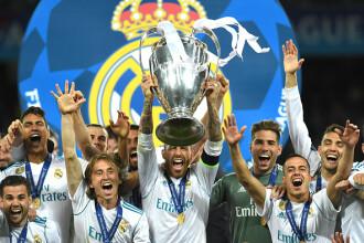 Real Madrid - Liverpool 3-1. Real Madrid, regina Europei pentru a treia oară consecutiv