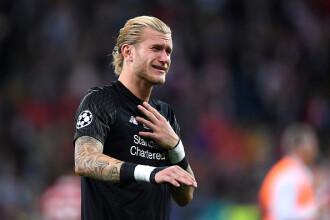 Prima reacție a lui Karius după ce a gafat de două ori în finala Champions League
