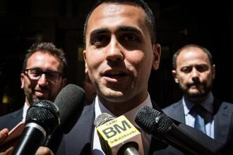 """Criză politică în Italia. Liderul Mişcării 5 Stele cere """"destituirea președintelui"""""""