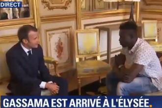 Imigrantul ilegal din Mali care a salvat un copil, la Paris, va primi cetățenia franceză