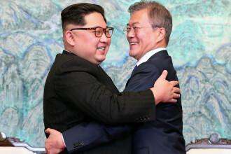 Preşedintele sud-coreean a anunțat că dorește şi alte întâlniri cu Kim Jong-un