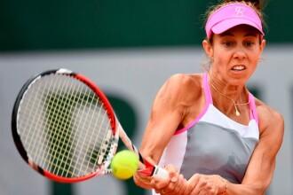 Mihaela Buzărnescu, învinsă în optimi la Roland Garros în doar o oră