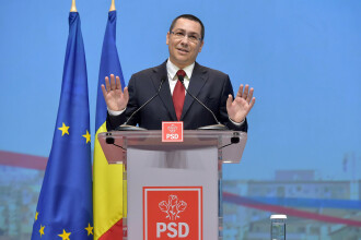 """Mesajul lui Ponta înainte de congresul PSD: """"Nu ascultaţi falsificatorii de sondaje"""""""