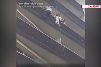 Ce făcea tatăl copilului salvat de un imigrant ilegal în Franța în timpul incidentului